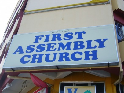 first assembly church